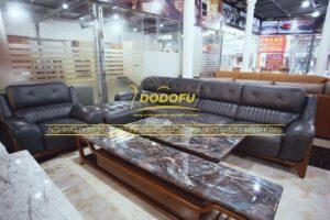 sofa da cáo cấp dodofu