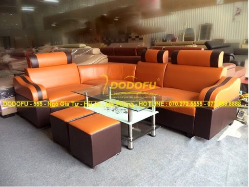 bo sofa da goc mini SF050